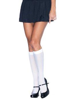 Klasické podkolenky, neprůhledné – Dámské sexy ponožky a podkolenky