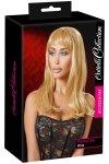 Paruka Yvette - dlouhá, blond