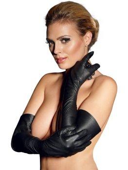 Dlouhé kožené rukavice – Sexy rukavice a návleky na ruce