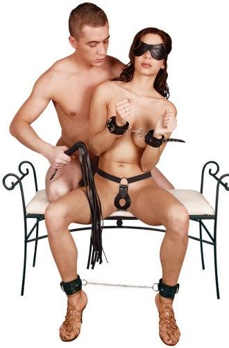 Sada BDSM a bondage pomůcek Extreme