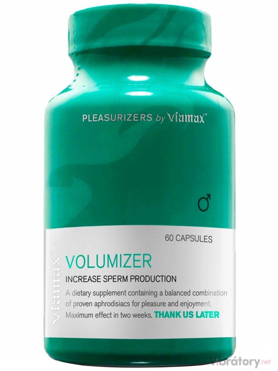 Viamax Viamax Volumizer - tablety na lepší tvorbu spermií, 60 kapslí