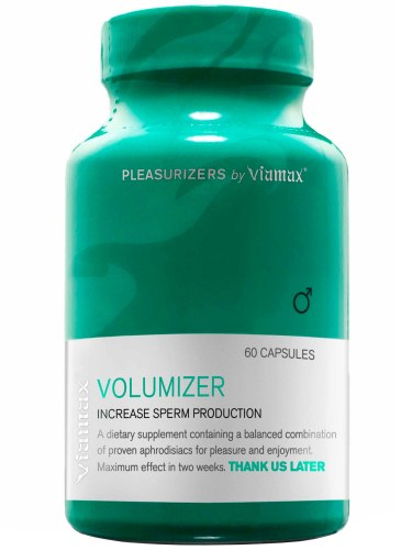 Viamax Volumizer - tablety na lepší tvorbu spermií