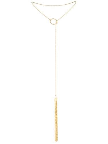 Šimrátko - náhrdelník Magnifique, zlaté