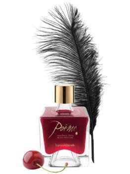 Luxusní bodypainting POEME Sweetheart Cherry (višňový) – Bodypainting, malování na tělo