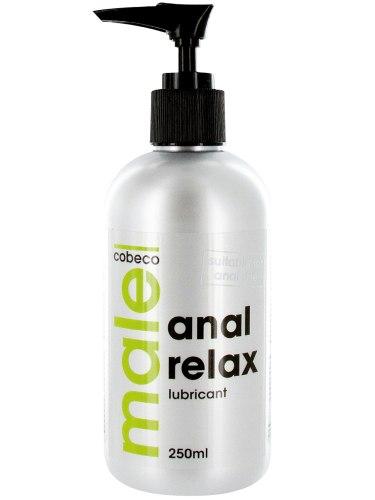 Anální lubrikační gel MALE ANAL RELAX