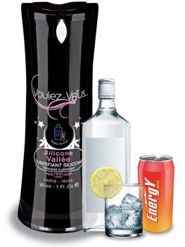 Luxusní lubrikační gel Voulez-Vous Vodka Energy – Lubrikační gely na silikonové bázi