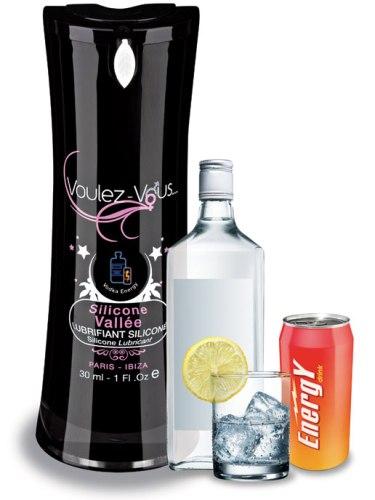 Luxusní lubrikační gel Voulez-Vous Vodka Energy