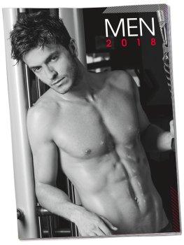 Nástěnný kalendář MEN 2018 – Sexy erotické kalendáře