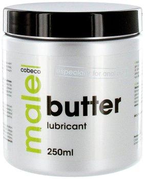 """Anální """"máslový"""" lubrikační gel MALE BUTTER – Anální lubrikační gely"""