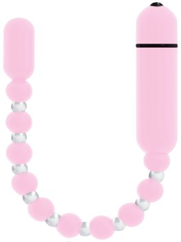 Ohebné vibrační anální kuličky Booty Beads 2 – Anální kuličky a korále