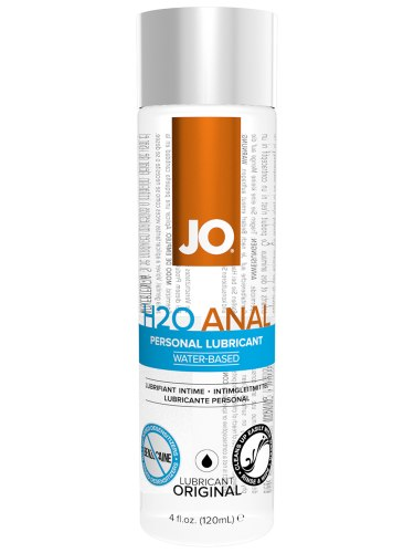 Anální lubrikační gel System JO H2O ANAL - vodní