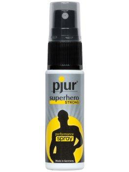Sprej na oddálení ejakulace Pjur Superhero STRONG – Přípravky a pomůcky na oddálení ejakulace
