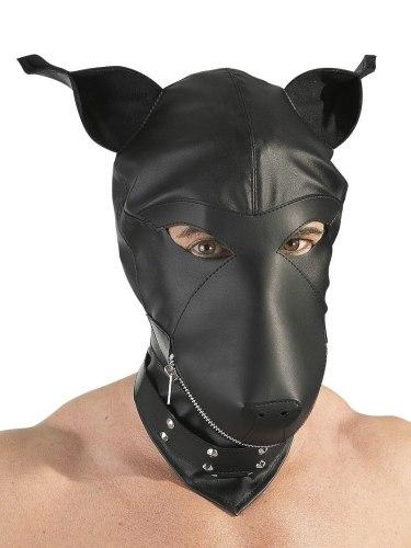 Fetish maska Pes