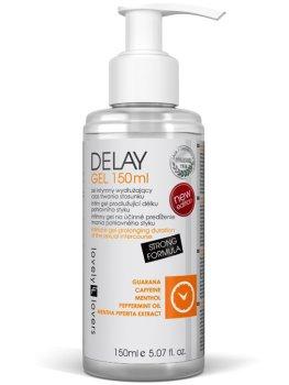 Lubrikační gel na oddálení ejakulace DELAY – Chladivé a tlumivé lubrikační gely