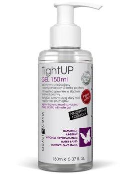 Lubrikační gel s efektem zpevnění a zúžení vaginy TightUP – Hřejivé a dráždivé lubrikační gely (prokrvující)