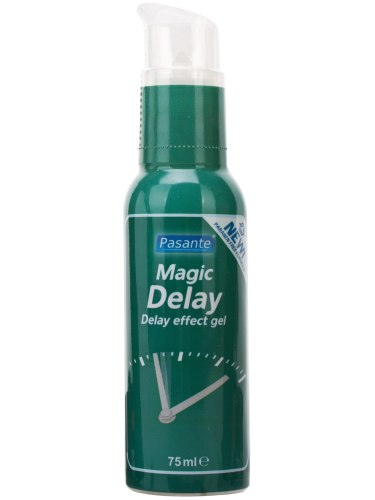 Gel na oddálení ejakulace Pasante Magic Delay