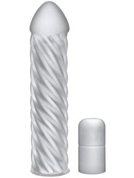 Prodlužovací návlek na penis Xtend It Kit SWIRL – Návleky na penis