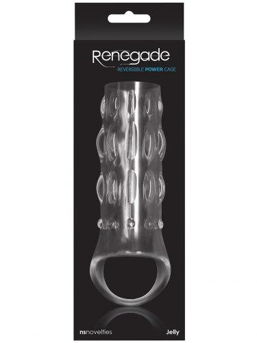 Návlek na penis Renegade POWER CAGE