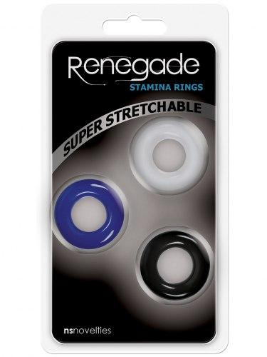 Sada erekčních kroužků Renegade