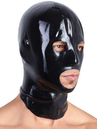 Latexová maska - anatomicky tvarovaná, unisex