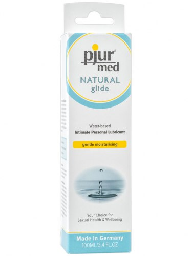 Lubrikační gel Pjur Med Natural
