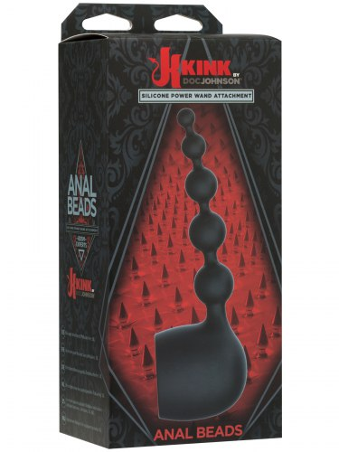 Nástavec na masážní hlavici KINK - anální kuličky