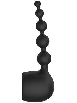 Nástavec na masážní hlavici KINK - anální kuličky – Vibrační přístroje s masážní hlavicí