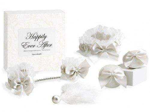 Smyslně dráždivá kolekce nejenom pro nevěsty Happily Ever After