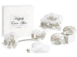 Smyslně dráždivá kolekce nejenom pro nevěsty Happily Ever After – Erotické pomůcky pro něžné BDSM