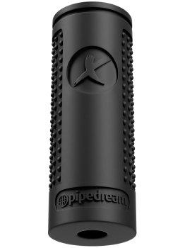 Masturbátor pro muže EZ Grip Stroker - černý – Masturbátory bez vibrací (honítka)