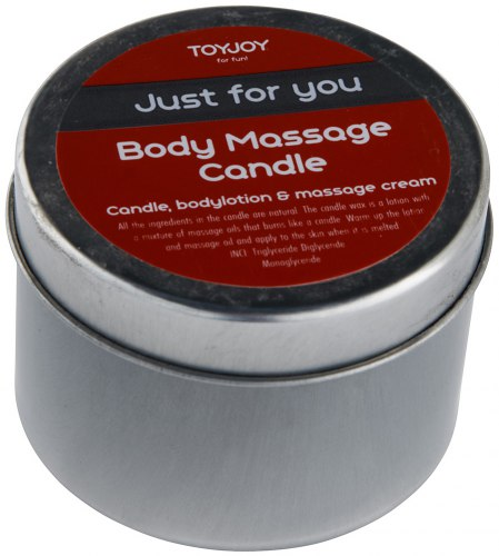 Sada erotických pomůcek Just For You No 4