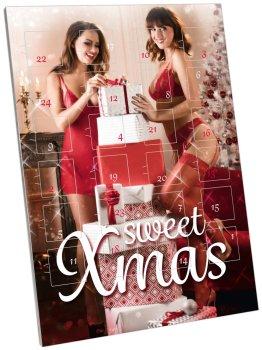 Sexy adventní kalendář Sweet Xmas – Sexy erotické kalendáře
