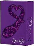 Luxusní silikonový anální kolík Lovelife Dare