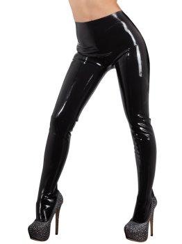 Latexové punčochové kalhoty, unisex – Latexové oblečení pro ženy