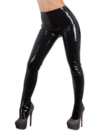 Latexové punčochové kalhoty, unisex