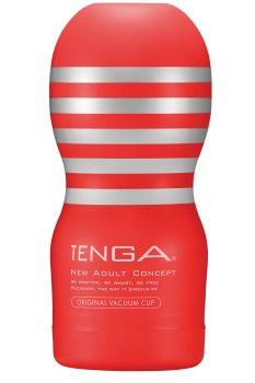 Masturbátor TENGA Original Vacuum CUP – Masturbátory a honítka TENGA