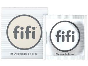 Jednorázové latexové vložky k masturbátoru FiFi (10 ks) – Masturbátory a honítka bez vibrací