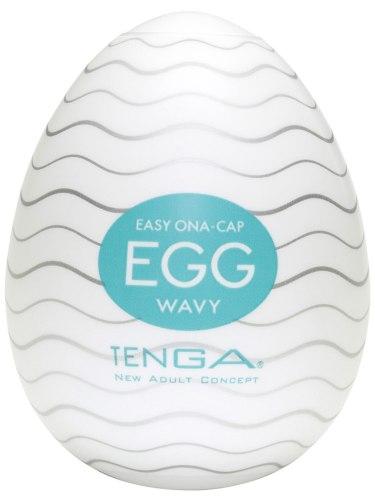 Masturbátor TENGA Egg Wavy