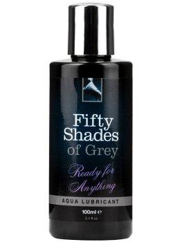 Lubrikační gel Ready for Anything (Fifty Shades of Grey) – Lubrikační gely na vodní bázi