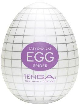 Masturbátor TENGA Egg Spider – Masturbátory a honítka TENGA