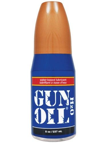 Lubrikační gel Gun Oil H2O