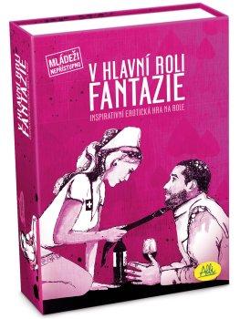 V hlavní roli: FANTAZIE - Inspirativní erotická hra na role – Vzrušující erotické hry