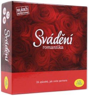 Erotická hra SVÁDĚNÍ Romantika – Vzrušující erotické hry