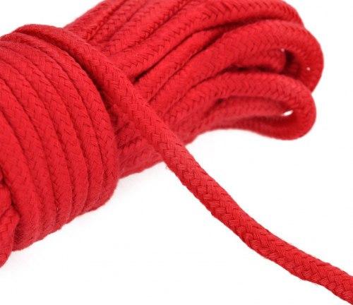 Lano na bondage, 20 m (červené)