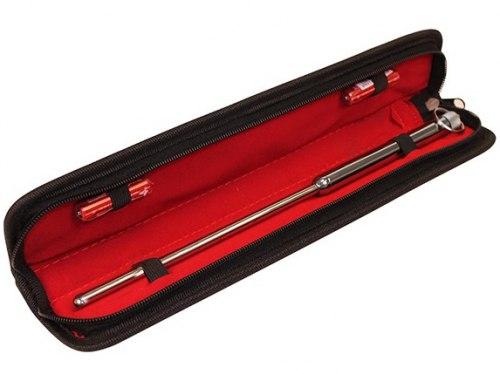 Kovový vibrační dilatátor Urethral Vibrating Sound Long, 33 cm
