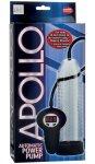 Automatická vakuová pumpa pro muže Apollo