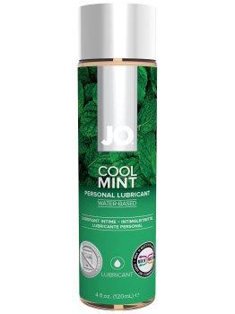 Lubrikační gel System JO H2O Máta – Lubrikační gely s příchutí (ideální na orální sex)