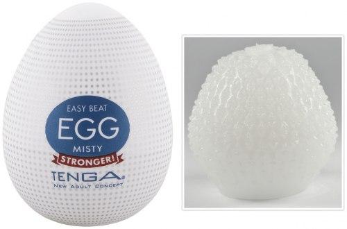 Výhodné balení masturbátorů TENGA Egg Stronger, 6 ks