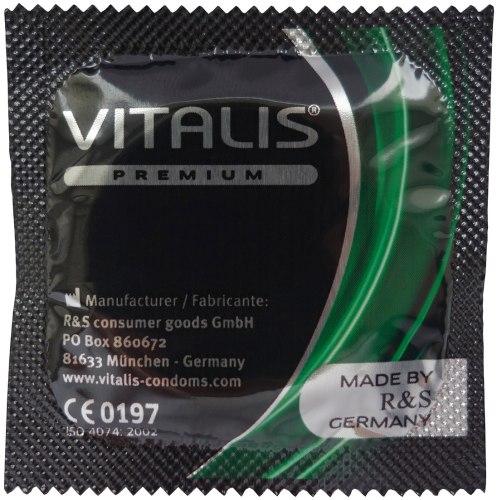 Kondom Vitalis Apple - jablko