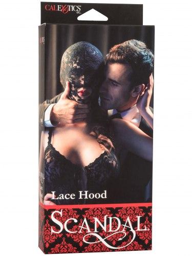 Krajková maska na hlavu Scandal